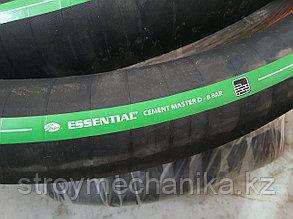 Напорный рукав (шланг) 100 мм для раствора, бетона, цемента Cement Master
