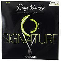 Струны для электрогитары DEAN MARKLEY 2501