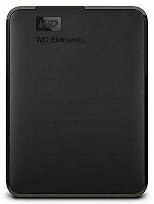 Внешний жесткий диск Western Digital WDBUZG0010BBK 1000 GB