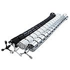 Shelbi Кабельный бандаж 60мм, длина 755 мм, белый, фото 7