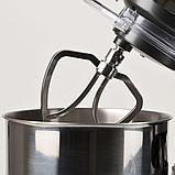 Тестомес - планетарный миксер Girmi IM46 Gastronomo профессиональный чаша 8.0 литров, фото 4