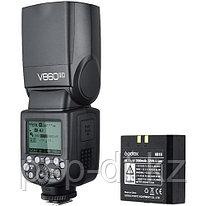 Вспышка Godox VING V860IIF TTL Li-Ion Kit для Fuji