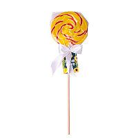 Карамель леденцовая со вкусом персика-манго, 100гр, Разные цвета, -, 34102 1