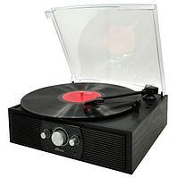 Проигрыватель виниловый Ritmix LP-200B черный
