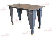 Стол слесарно-сборочный FERROХ SMS8 700х1400 мм