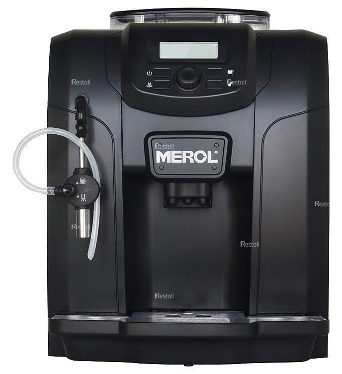 Кофемашина Merol ME-715 Black Office