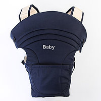 Рюкзак-кенгуру 'Baby', цвет синий