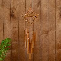 Музыка ветра 'Спокойствие' бамбук 15х15х70 см