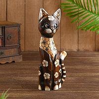 Интерьерный сувенир 'Кошка' 30 см