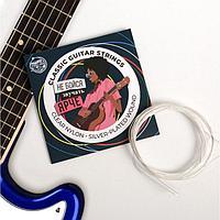 """Струны для классической гитары """"Не бойся звучать ярче"""", 6 шт"""