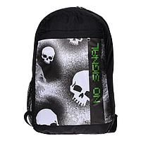 Рюкзак молодежный Calligrata с мягкой спинкой Меридиан 40х26х15 см Error, цвет серый