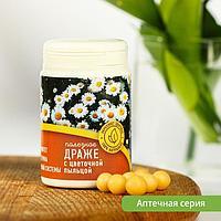 Полезное драже «Доброе здоровье», вкус: цветочная пыльца, 60 г.