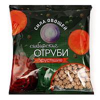 Сибирские отруби Сила овощей, хрустящие, 100 г