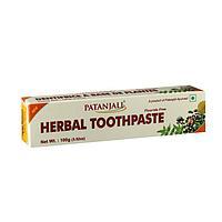 Зубная паста Патанджали травяная, 100 г