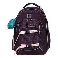 Рюкзак молодёжный эргономичная спинка, Kite 814, 44 х 31 х 15, фиолетовый
