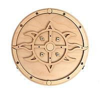 Деревянное оружие «Щит» 25×25×3,2 см