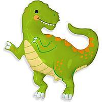 """Шар фольгированный 33"""" фигура """"Динозавр"""""""
