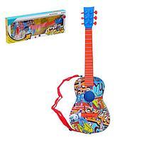 Гитара «Граффити», уценка (порвана упаковка)