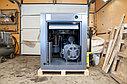 Винтовой компрессор для стяжки 37 кВт Crossair CA 37-10RA, фото 3