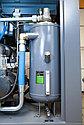 Винтовой компрессор для стяжки 37 кВт Crossair CA 37-10RA, фото 8