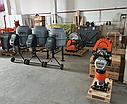 Бетономешалка 180 литров  БС-180, фото 5