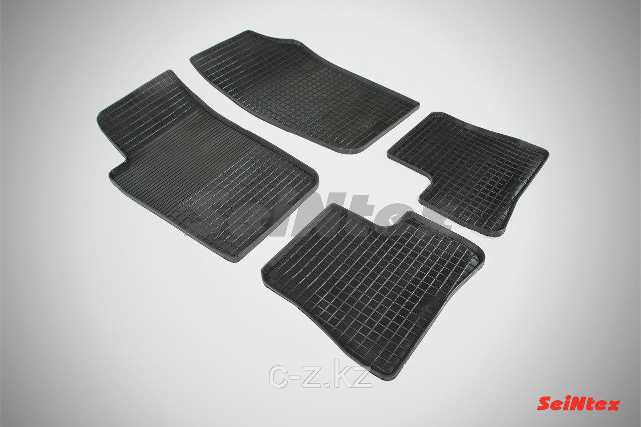 Резиновые коврики для Peugeot 206 1998-2012