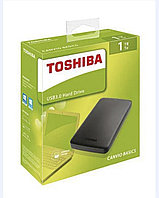 Внешний жесткий диск TOSHIBA 1TB
