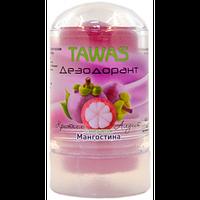 Дезодорант натуральный 60гр Tawas Алунит с экстрактом Мангостины