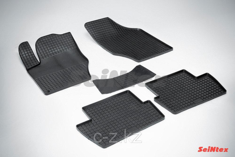 Резиновые коврики для Peugeot 308 (2008-2015)