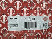 Прокладка ГБЦ (головки блока цилиндров) SUZUKI LIANA RH416 2006 (металл/ steel), ELRING, MADE IN GERMANY