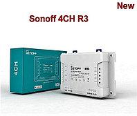 SONOFF 4-канальный беспроводной WIFI  коммутатор 4CH R3