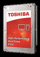 "Toshiba Жесткий диск HDD 2000 Gb TOSHIBA HDWD120UZSVA P300, 3.5"", 64Mb, 7200rpm"