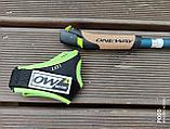 Карбоновые палки для скандинавской ходьбы ONE WAY TEAM 18 MAG, фото 3
