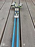 Карбоновые палки для скандинавской ходьбы ONE WAY TEAM 18 MAG, фото 4