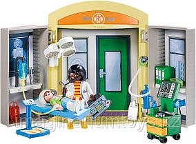 Конструктор Playmobil «Больница» 63 детали