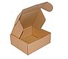 Коробка картонная самосборная 24x19x8 см