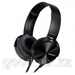 Наушники Sony MDR-XB450AP (черный)