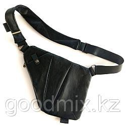 Мужская сумка-кобура (экокожа)