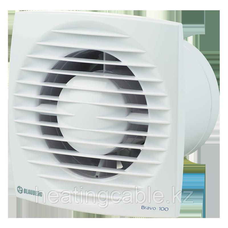 Вытяжной вентилятор BLAUBERG Bravo100