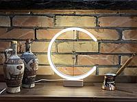 Декоративная лампа Heng в виде кольца с магнитными шариками