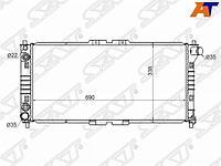 Радиатор MAZDA CAPELLA/MILLENIA/626/CRONOS/EFINI/MS-6/EUNOS 500/FORD TELSTAR V6 1.8/2.5 92-02