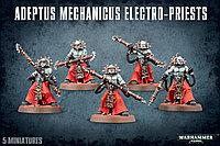 Adeptus Mechanicus: Electro-Priests (Алептус Механикус: Электро-жрецы)