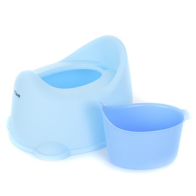 Детский горшок Pituso Пёсик Голубой Blue