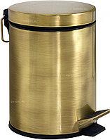 Ведро для мусора CEZARES OLIMP-BSC-02, бронза