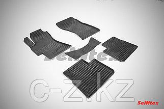 Резиновые коврики для Subaru Impreza 2007-2011