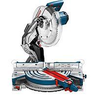 Торцовочная пила Bosch GCM 12 JL, 2000Вт, диск 305х30мм, 4300 об/мин