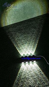 Светильник архитектурный, фасадный накладной светильник