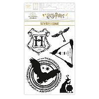 """Наклейки-тату переводные 110*200 """"Макси"""" Гарри Поттер 9"""