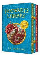 Rowling J. K.: Hogwarts Library box set Pb