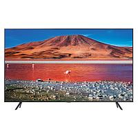 "Телевизор Samsung UE50TU7090UXRU 7, 50"", 4K, T2/C/S2, 2xHDMI, 1xUSB, SmartTV, цвет титан"